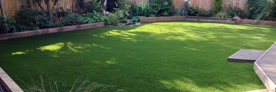 Harrogate's artificial grass specialists!