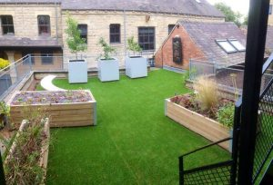 Commercial Gardening Harrogate 01