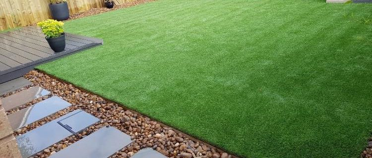 For the ultimate in low maintenance gardens....choose EGM